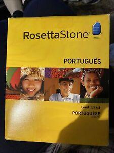 Rosetta Stone: Learn Portuguese