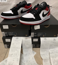 929da6e1448106 Nike Air Jordan 1 Low Shoes DS Sz. 9 Nike  553558-116
