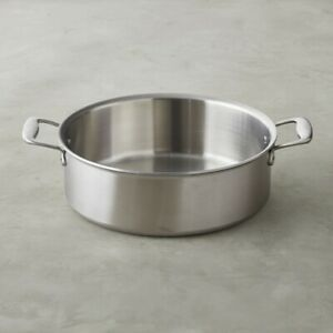 All-Clad TK™ 8-Qt. 5-Ply Stainless-Steel Tall Rondeau