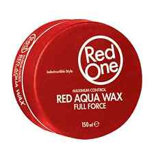 RedOne Gel Aqua Hair Wax Full Force Red Rot 150ml (100ml/4,87€)