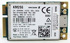 ERICSSON 3G HSDPA MODEM CARD F3507g KM266 5530 SALE !