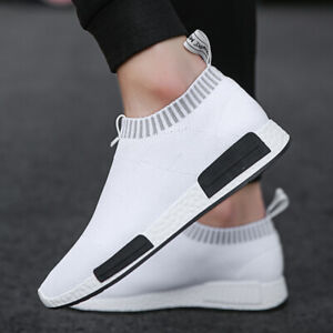 Women's Casual Sneakers Athletic Running Walking Tennis Slip on Shoes Sports Gym
