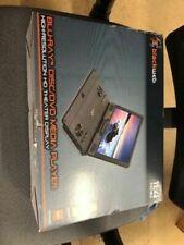 Blackweb Portable Blu Ray Disc/dvd Media Player
