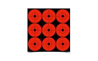 NEW! Target Spots 2 Spot Target - 90 Targets Birchwood Casey 33902
