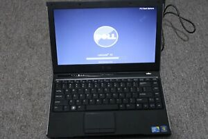 Dell Latitude 13 Laptop No HARD DRIVE!! Review all photos and read below