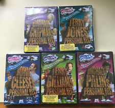 5 - Monty Python - Personal Best Dvd's (New) & (used) Holy Grail Blu-Ray