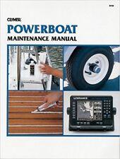 Clymer Powerboat Vitesse Bateau manuel d'entretien B700