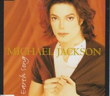 Michael Jackson 5 track cd single Earth Song 1995