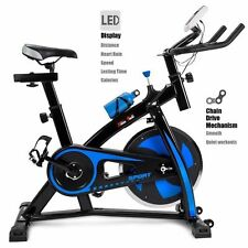 Bicycle Cycling Fitness Gym Exercise Stationary bike Cardio Workout Home IndoorD