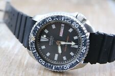 Seiko Automatic Day Date 6309-7290 Mens Diver Watch - Vintage - Fully Serviced