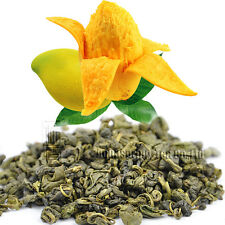 Mango Flavor Green Tea,Early Spring Biluochun,Reduce weight tea,good gifts