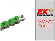 EK MVXZ2-520 MOTORCYCLE CHAIN 120 LINKS TENSILE STRENGTH 9000 lbs GREEN