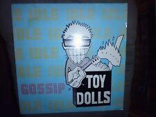 Toy Dolls - Idle Gossip - Vinyl LP - Occasion