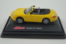Schuco Modellauto 1:72 Porsche 911 Cabrio