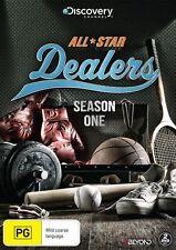 All-Star Dealers - Season 1 : NEW DVD