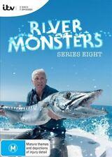 River Monsters : Season 8 (DVD, 2-Disc Set) NEW