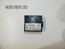Mercedes Clase E E320 CDI W211 Módulo De Control De Alarma A2118209626