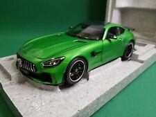 1:18 NOREV MERCEDES AMG GT R GREEN B66960626