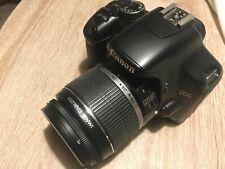 Canon Eos 400D + 18-55 lens + bag + portrait grip