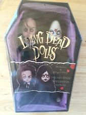 Living Dead Dolls Mr Graves And Abigail Crane-New, Sealed And Mint!