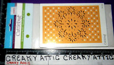 BLOOMING BOUQUET PLUS FOLDER DRY CUT AND EMBOSS EMBOSSING CUTTLEBUG NIP