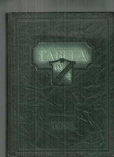 1934 Oak Park River Forest High School Tabula Yearbook