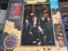 DURAN DURAN: SEVEN AND THE RAGGED TIGER: VINYL LP: 1983: THE REFLEX