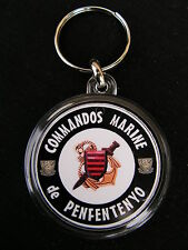 Porte clés - COMMANDOS MARINE de PENFENTENYO - Article FANTAISIE - RENSEIGNEMENT