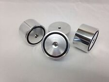4 x ALUMINIUM isolating feet IF50-30AL-O for turntables and speaker !!!!!