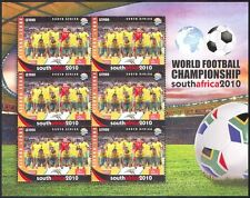 Sierra Leone 2010 World Cup Football/WC/Sport/Games/South Africa Team sht n40843