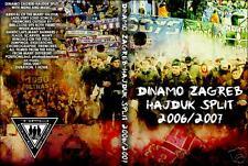 DVD DINAMO ZAGREB-HAJDUK SPLIT 2007 (ultras,hooligan)