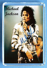 MICHAEL JACKSON - Fridge Magnet   3 TO COLLECT