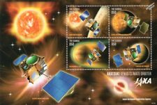 JAXA AKATSUKI Venus Climate Orbiter VCO Spacecraft Space Stamp Sheet/2015 Gambia
