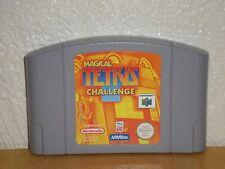Disney's Magical Tetris Challenge N64 Game UK PAL- B5
