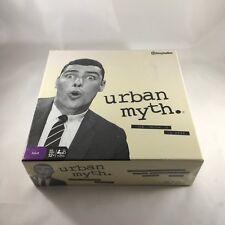 NEW Urban Myth Board Game Imagination Games