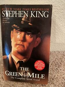 The Green Mile By Stephen King Paperback