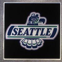 SEATTLE Thunderbirds Coaster Custom Ceramic Tile