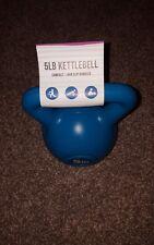 Vivitar 5-pound Kettle Bell blue