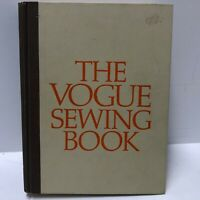 The Vogue Sewing Book 1970