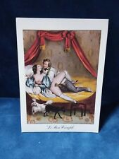 Der Liebe Lust II Postcard Le Bon Exemple Entnommen Band 149