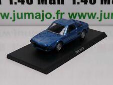 IT28G Voiture 1/43 Hachette NOREV : FIAT X 1/9 1972 bleu