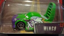 DISNEY PIXAR CARS WINGO WOC SAVE 5% WORLDWIDE FAST SHIP