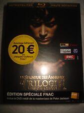 Seigneur des Anneaux Trilogie Coffret FNAC Exclusive Blu-ray Extended NEW