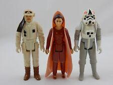 Kenner Star Wars Action Figures ~ AT AT Driver Bespin Princess Leia Commander