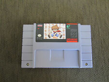 Wonder Project J Super Nintendo SNES
