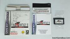 Final Fantasy VI - Nintendo Gameboy Advance - GBA