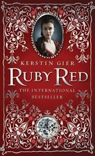 Ruby Red by Kerstin Gier (2011, Hardcover)