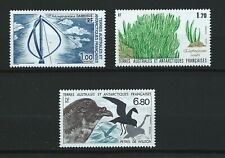 TAAF - 1988 YT 130 à 132 - TIMBRES NEUFS** MNH LUXE