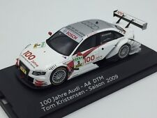 Audi A4 DTM 2009 #2 Tom Kristensen Audi Collection Spark 2506 1/43
