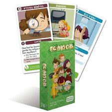 Jeu éducatif sur l'écologie au quotidien 7 familles cartes Quizz Ecologis